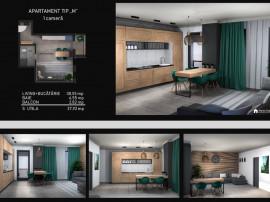 Apartament 1 camera liviu rebreanu Soarelui