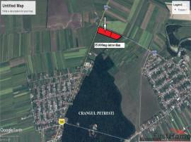 Teren Petresti - Crang 35.000mp parcelabil