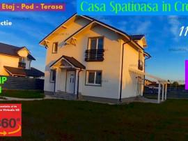 Casa Spatioasa cu 5 Camere si 590 mp Teren in Cartier Rezide