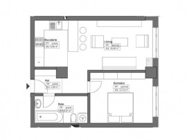 Apartament 2 camere ,bloc nou,aproape de Iulius Mall