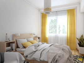 Apartament NOU 2 Camere Copou / Etaj intermediar / 64mp