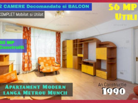 Apartament Elegant in Calea Calarsior langa Metrou Muncii