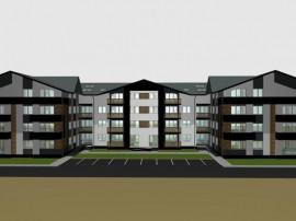 Apartament NOU 3 camere 2 bai - Etaj 2- Comision 0%