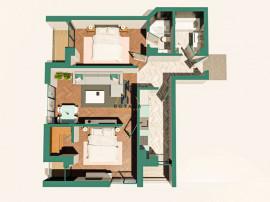 Copou - Apartament 3 camere / Cel mai nou proiect / pisci...