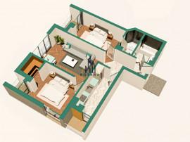 Copou / Apartament 3 camere decomandat / Incalzire pardos...