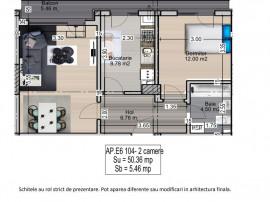 Apartament 2 camere Vitan - metrou Mihai Bravu