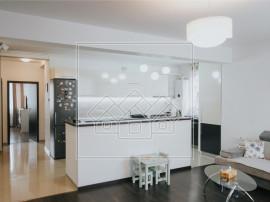 Apartament 3 camere cu 2 bai, zona Selimbar, etaj intermedia