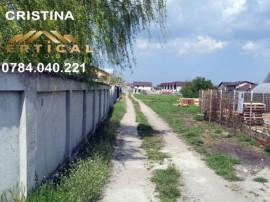 Teren lot de 400 mp utili-PUZ aprobat-Comuna Berceni