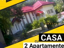 Casa cu 2 Apartamente Individuale tip Loft in Crevedia