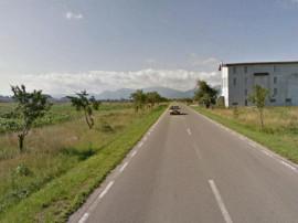 Teren parcelabil cu front mare la drumul Sanpetru - Bod