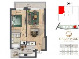 Apartament 2 camere de vanzare Herastrau B4.C3