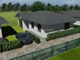 Casa individuala 110mp- un singur nivel- Zona verde- Sud
