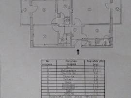 TUDOR VLADIMIRESCU | 3 camere | decomandat | etaj 1