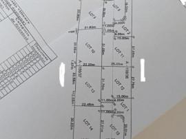 Loc de casa intravilan, S-746 mp, loc drept, zona ANL Cismea