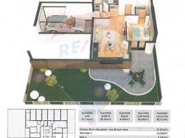 Apartament cu 2 camere de vânzare la Ared Imar