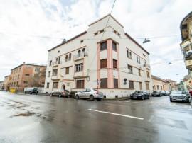 Apartament 3 camere, parter înalt, Ultracentral