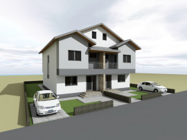 Vila Duplex curte propie P+1+M/4 camere Alexandriei