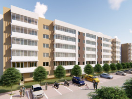 Apartament 2 camere cu CURTE-Metrou Berceni