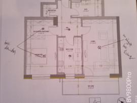 Apartament 2 cam-58mp+parcare supraterana Urban Plaza