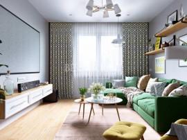 Apartament 2 camere + Loc de parcare Bonus Zona Verde Theodo