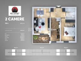 Apartament 2 camere decomandate cu Avans de la 5% Finalizat
