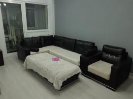 RENOVAT RECENT apartament 3 camere zona Marna, etaj 2