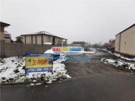 Teren Giulesti - Drumul la Rosu, zona vile, P 2 M, deschider