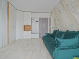 Studio mobilat clasa LUX, Avantgarden, cu terasa
