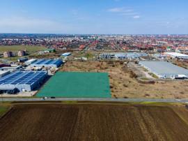 Teren industrial în zona Selgros