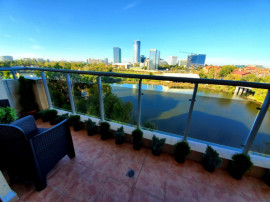 Proprietar penthouse 3 camere Floreasca! com 0