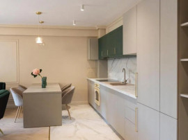 Apartament 2 camere cu gradina, finisat Lux, parcare, str. C