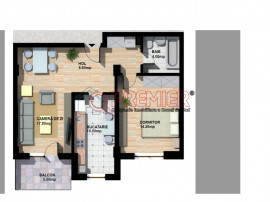 Apartament 2 camere Metalurigiei-Aurel Persu