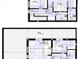 Corvaris residence titan - parcul teilor - apartament 4 cam.