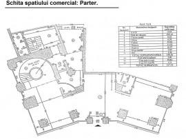 Piata Unirii: Spatiu comercial generos, S+P+Mz., 445 mp u...