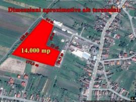 De teren intravilan 14.000 m2 Ernei, Mures