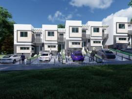 Case noi stil Grecesc in Trivale | Campului
