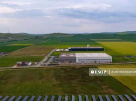 CTPark Turda, spatii industriale, 3000 - 30.620 mp