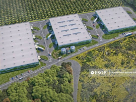 CATTED Business Park Stefanesti, 800 - 19.300 mp