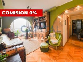 Apartament 4 camere decomandat, Zona P-ta Flora, Manastur