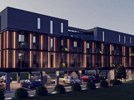 Apartament Nou 2 camere, str. N.Labis, Goldis Residence 3