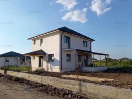 Vilă 5 camere, P+1+pod, Săbăreni, 12 km de Bucuresti