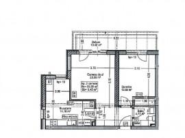 Apartament 2 camere Titan - 1 DECEMBRIE-METROU 15MINUTE