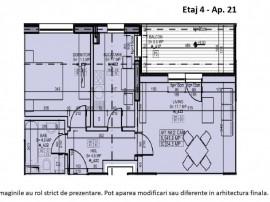 Apartament 2 camere 1 Decembrie- 8 MINUTE DE METROU-