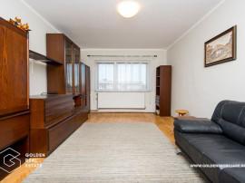 Apartament spatios cu 3 camere, centrala termica, zona Intim