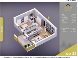 Apartament 2 camere -Metrou Nicolae Teclu-Theodor Pallady