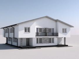 Casa tip cub, 4 camere, zona in plina dezvoltare