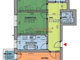 Apartament 3 Camere - Decomandat - Sector 4 - Brancoveanu -