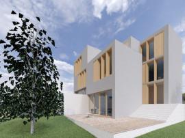 Vila cu arhitectura moderna si finisaje de exceptie