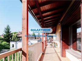 Apartament cu 4 camere, 110 mp utili, situat in zona centra