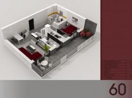 Apartament 2 camere -MetrouTitan - PARC I.O.R.